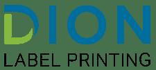 Dion Label Printing Logo